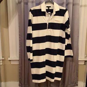 J. Crew Rugby dress